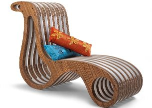 Giorgio Caporaso Ecodesign Collection, chaise-longue X2Chair