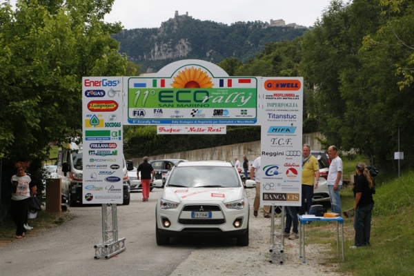 22 settembre 2019, Montegiardino, Ecorally San Marino Trofeo Energreen ed Ecorally Press