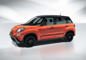 Fiat 500L City Cross, anche a GPL